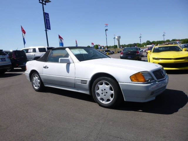 1990 mercedes benz 300 series 300sl millington tn for Mercedes benz collierville tn