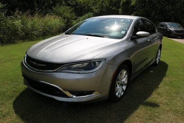 2016 Chrysler 200 C Millington Tn Memphis Jackson Collierville Tennessee 1c3ccccb8gn108838